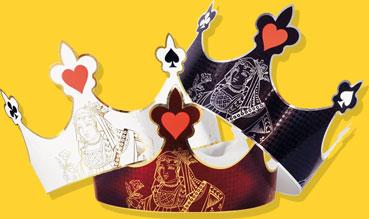Couronne Prestige Reine de Cœur Prime