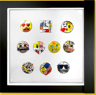 Présentoir Emoji Prime