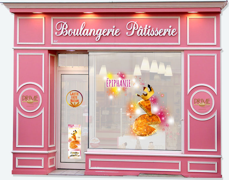 Ambiance Magasin Prime