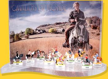 Présentoir Goutte Cavaliers Du Monde
