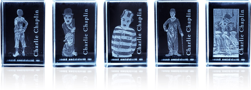 charlot Burlesque 3d - Collection De Fèves Prime Pour Épiphanie 2021