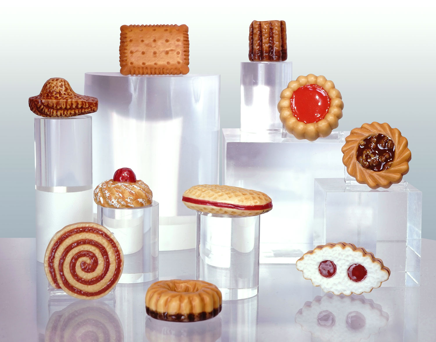 Biscuits et Gourmandises - Collection de fèves Prime pour Épiphanie 2021