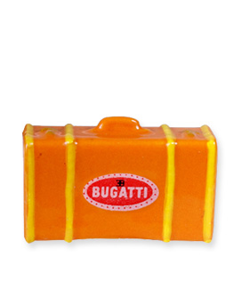 Bugatti, conduite stylée - Collection de fèves Prime pour Épiphanie 2021