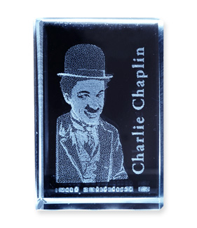 Charlot Burlesque 3D - Collection de fèves Prime pour Épiphanie 2021