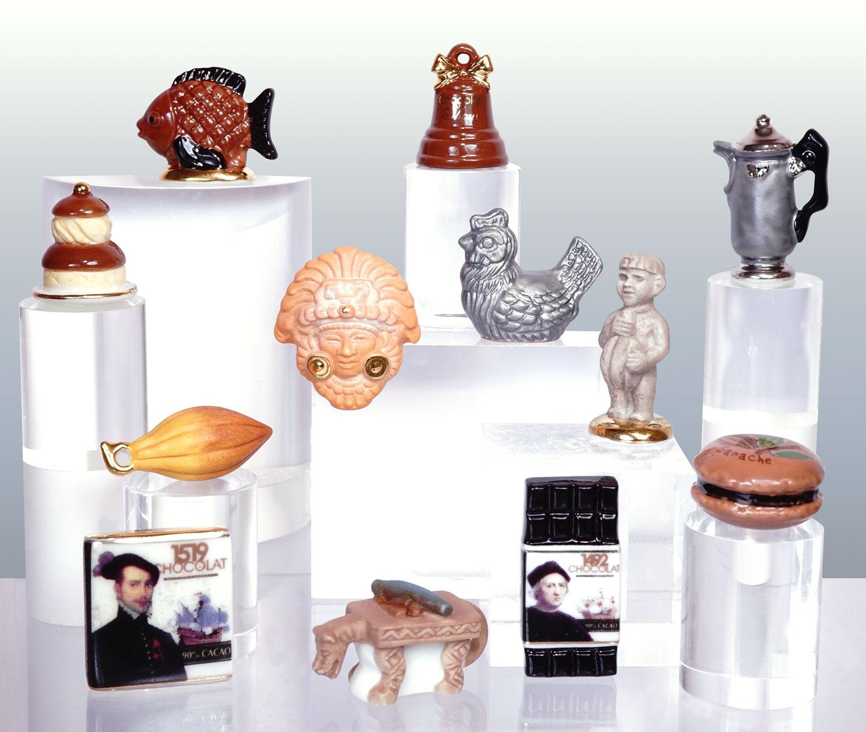 Chocolat, toute une Histoire - Collection de fèves Prime pour Épiphanie 2021