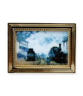 Claude Monet, tour de France Impressionniste - Collection de fèves Prime pour Épiphanie 2021