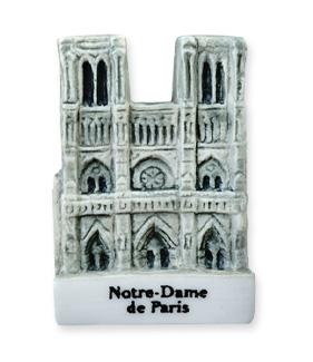 Notre-Dame de Paris - Collection de fèves Prime pour Épiphanie 2021