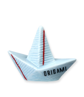 Original Origami - Collection de fèves Prime pour Épiphanie 2021