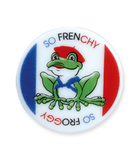 So frenchy, So chic - Collection de fèves Prime pour Épiphanie 2021