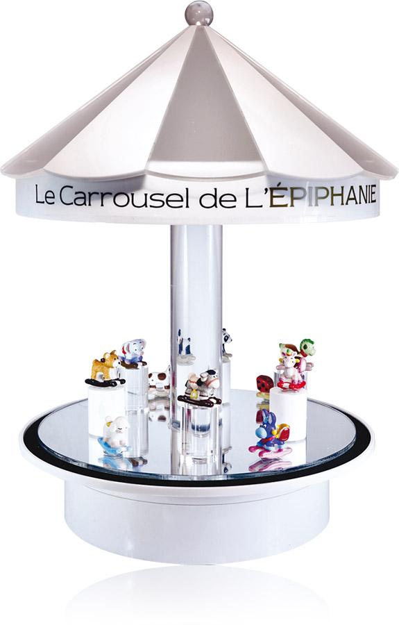 Présentoir Carrousel - Prime - Epiphanie 2022