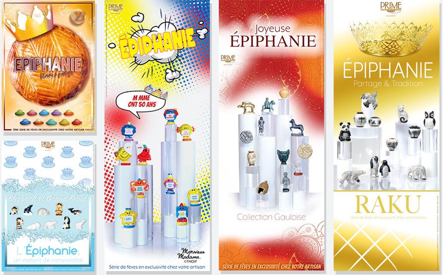 Affiches Prime - Epiphanie 2022
